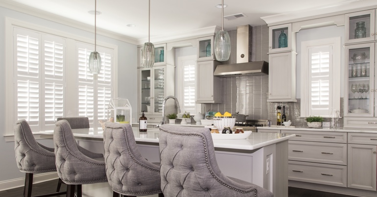 Plantation Shutters In High Point Nc Sunburst Shutters