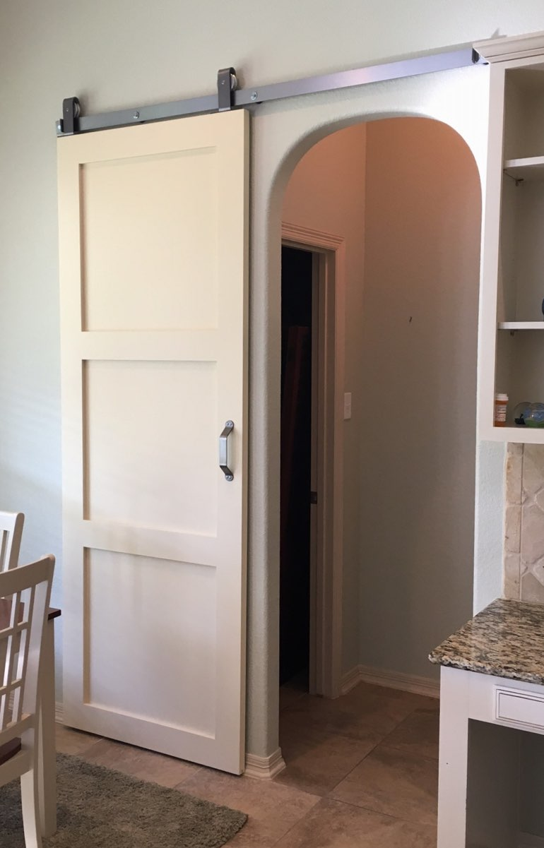 9 Ways You Can Use Sliding Barn Doors In Charlotte