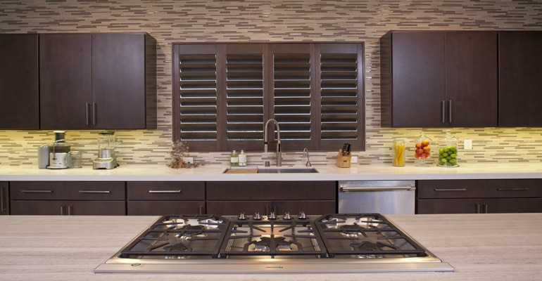Charlotte wood shutter kitchen