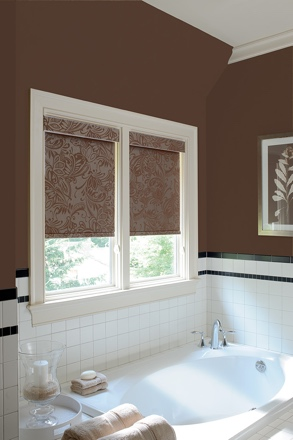 Charlotte roller shades small