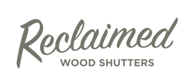 Charlotte reclaimed wood shutters