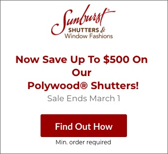 Sale on Charlotte Polywood Shutters