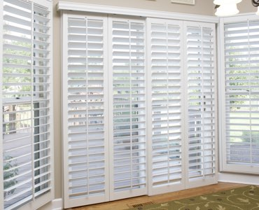 Charlotte sliding glass door